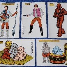 Coleccionismo Cromos antiguos: STAR WARS - EL RETORNO DEL JEDI - PROMOVIP. Lote 107782579
