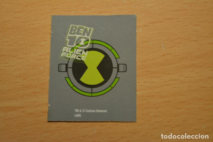 Cromo Ben 10 Alien Force Ken Tennyson Buy Old Stickers At