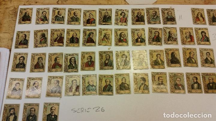 Coleccionismo Cromos antiguos: serie 26. Fototipias, 68 cromos. - Foto 3 - 120232203