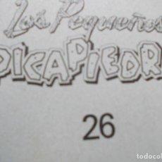 Coleccionismo Cromos antiguos: CROMO LOS PEQUEÑOS PICAPIEDRAS Nº 26. Lote 120303643