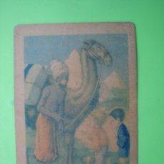 Coleccionismo Cromos antiguos: ANTIGUO CROMO CHOCOLATES AMATLLER. BARCELONA. Lote 120846575