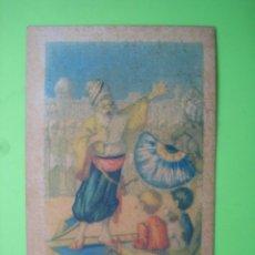 Coleccionismo Cromos antiguos: ANTIGUO CROMO CHOCOLATES AMATLLER. BARCELONA. Lote 120846655