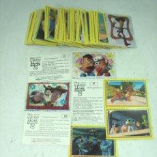 Coleccionismo Cromos antiguos: LOTAZO 126 ¡DISTINTOS VER LISTADO¡TOY STORY 2 PANINI DISNEY-CROMOS CROMO STICKER-LOTE DOS II NUEVOS. Lote 122715263