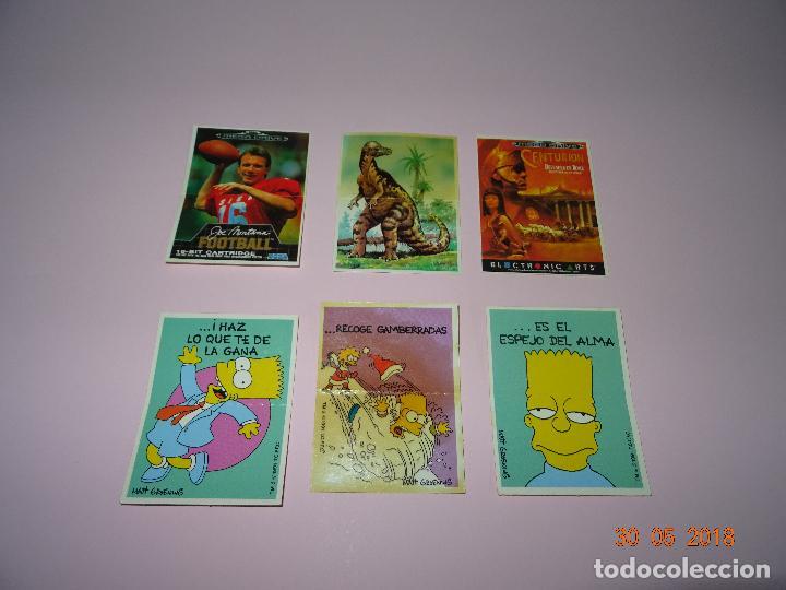 Coleccionismo Cromos antiguos: Antiguos 6 Cromos Premium de BOLLYCAO - Foto 3 - 122913531