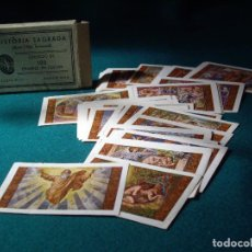 Coleccionismo Cromos antiguos: HISTORIA SAGRADA - ANTIC I NOU TESTAMENT. Lote 124006723