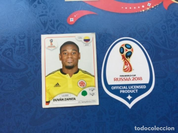 c6c1b5ee403 651 DUVAN ZAPATA COLOMBIA PANINI RUSIA 2018 FIFA World Cup™ official  sticker collection
