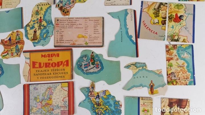Coleccionismo Cromos antiguos: COLECCIÓN DE 43 CROMOS. CHOCOLATES SAN FERNANDO Y CHOCOLATES JAUME BOIX. CIRCA 1940. - Foto 4 - 124701107
