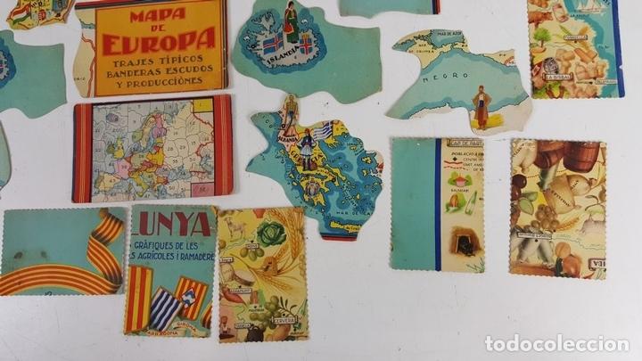 Coleccionismo Cromos antiguos: COLECCIÓN DE 43 CROMOS. CHOCOLATES SAN FERNANDO Y CHOCOLATES JAUME BOIX. CIRCA 1940. - Foto 7 - 124701107