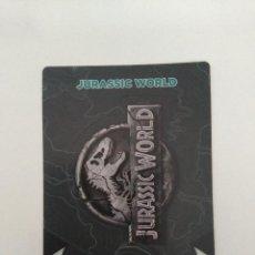 Coleccionismo Cromos antiguos: CARTA CROMO JURASSIC WORLD 2 EL REINO CAÍDO - #42 - SUPERMERCADOS DIA. Lote 127261279