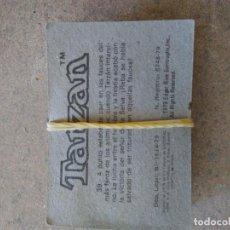 Coleccionismo Cromos antiguos: CROMOS TARZAN. Lote 127487071