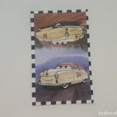 Coleccionismo Cromos antiguos: CARS 3. PANINI 2017. NUEVO, SIN PEGAR. CROMO Nº P8. Lote 128125455