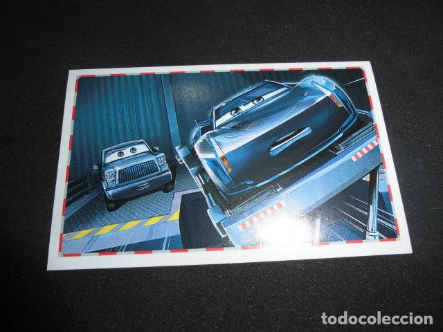 cromos-sticker 110 Panini-Cars 3