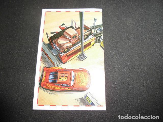 cromos-sticker 11 Panini-Cars 3