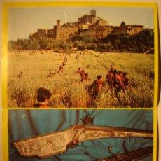 Coleccionismo Cromos antiguos: CROMO ALBUM HISTORIA DE LAS ARMAS DE EDITORIAL ESTE NÚMERO 123 (RECUPERADO). Lote 130133715