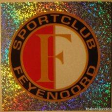 Coleccionismo Cromos antiguos: CROMO ALBUM CAMPEONES DE EUROPA 1999 DE MARCA NUMERO 67 ESCUDO FEYENOORD (NUNCA PEGADO). Lote 130372886
