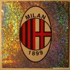 Coleccionismo Cromos antiguos: CROMO ALBUM CAMPEONES DE EUROPA 1999 DE MARCA NUMERO 119 ESCUDO MILAN (NUNCA PEGADO). Lote 130372918