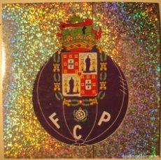 Coleccionismo Cromos antiguos: CROMO ALBUM CAMPEONES DE EUROPA 1999 DE MARCA NUMERO 134 ESCUDO OPORTO (NUNCA PEGADO). Lote 130372942