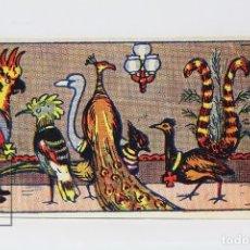 Coleccionismo Cromos antiguos: ANTIGUO CROMO - NUEVAS AVENTURAS DE MIAU Y BOBIN / GATO NEGRO Nº 124 - AÑOS 20. Lote 130977801