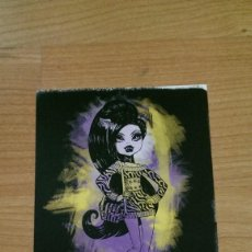 Coleccionismo Cromos antiguos: POSTAL MONSTER HIGH Nº 84 CLAWDEEN WOLF. Lote 131056028