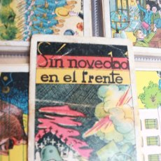 Coleccionismo Cromos antiguos: COLECCIÓN COMPLETA DE 42 CROMOS *SIN NOVEDAD EN EL FRENTE* PUBLICIDAD VARIADA. INF. 8 FOTOS.. Lote 131523318