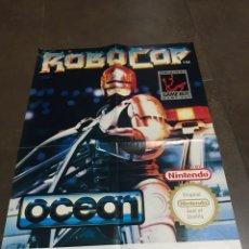 Sammeln alte Sammelbilder - MAtutano póster Nintendo robocop - 131967903