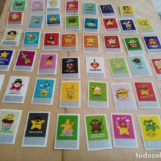 Coleccionismo Cromos antiguos: JUMPERS - LOTE 47 JUMPERS. Lote 132151938