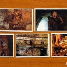 Coleccionismo Cromos antiguos: LOS GOONIES - EDITORIAL POCOSA DOS 1985 - LOTE DE 5 CROMOS - SUELTOS A 0,95 EUROS C/U -NUNCA PEGADOS. Lote 132304522
