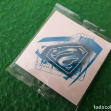 Coleccionismo Cromos antiguos: CALCOMANIA – TATOO LOGO SUPERMAN RETURN – BOLLYCAO. Lote 132798682