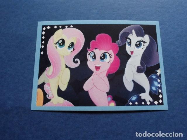 Cromo Sticker De My Little Pony The Movie P Buy Old Stickers