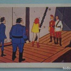 Coleccionismo Cromos antiguos: CROMO DE TARZAN DESPEGADO Nº 57 AÑO 1979 DEL ÁLBUM TARZAN DE FHER. Lote 177862189