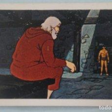 Coleccionismo Cromos antiguos: CROMO DE TARZAN DESPEGADO Nº 74 AÑO 1979 DEL ÁLBUM TARZAN DE FHER . Lote 133091466