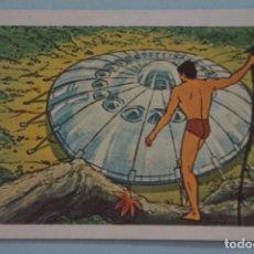 Coleccionismo Cromos antiguos: CROMO DE TARZAN DESPEGADO Nº 156 AÑO 1979 DEL ÁLBUM TARZAN DE FHER . Lote 133094826