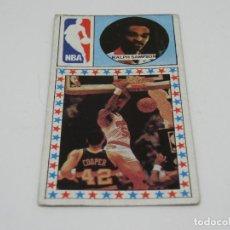 Colecionismo Cromos antigos: CROMO LIGA BALONCESTO 1986 1987 174 RALPH SAMPSON (HOUSTON ROCKETS) - NUNCA PEGADO NBA J. MERCHANTE. Lote 133152058