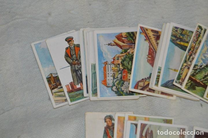 Coleccionismo Cromos antiguos: GRAN LOTE DE CROMOS ALEMANES DE CIGARRILLOS - CIGARETTENFABRIK M. LANDE GMBH - AÑOS 30 - ENVÍO 24H - Foto 2 - 133541470