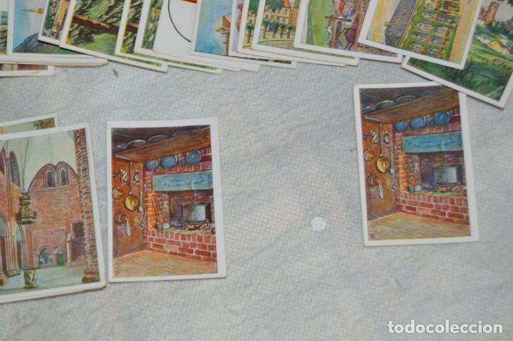 Coleccionismo Cromos antiguos: GRAN LOTE DE CROMOS ALEMANES DE CIGARRILLOS - CIGARETTENFABRIK M. LANDE GMBH - AÑOS 30 - ENVÍO 24H - Foto 4 - 133541470