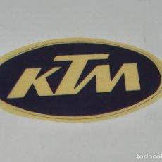 Coleccionismo Cromos antiguos: CROMO KTM 88 PERTENECIENTE A ALBUM ESCUDOS (DIFUSORA DE CULTURA DIDEC 1981). Lote 133648246