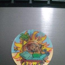 Coleccionismo Cromos antiguos: MAGIC TAZO NÚMERO 122 - MONTANA MAX - ¡AAAUCH! - MATUTANO, 1994. Lote 134323082