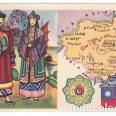 Coleccionismo Cromos antiguos: CROMO NACIONES DEL MUNDO - CHINA, Nº 6.- CRVA-1773. Lote 135414954