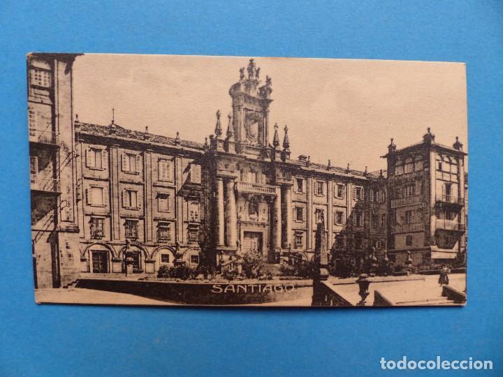 Coleccionismo Cromos antiguos: 15 CROMOS-POSTALES CIUDADES ESPAÑA, AÑOS 1930-40, VER FOTOS ADICIONALES - Foto 3 - 135689079
