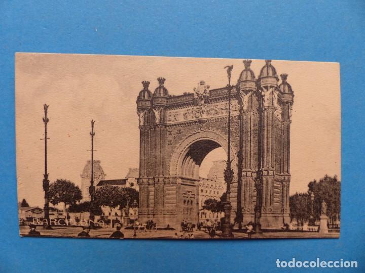 Coleccionismo Cromos antiguos: 15 CROMOS-POSTALES CIUDADES ESPAÑA, AÑOS 1930-40, VER FOTOS ADICIONALES - Foto 7 - 135689079