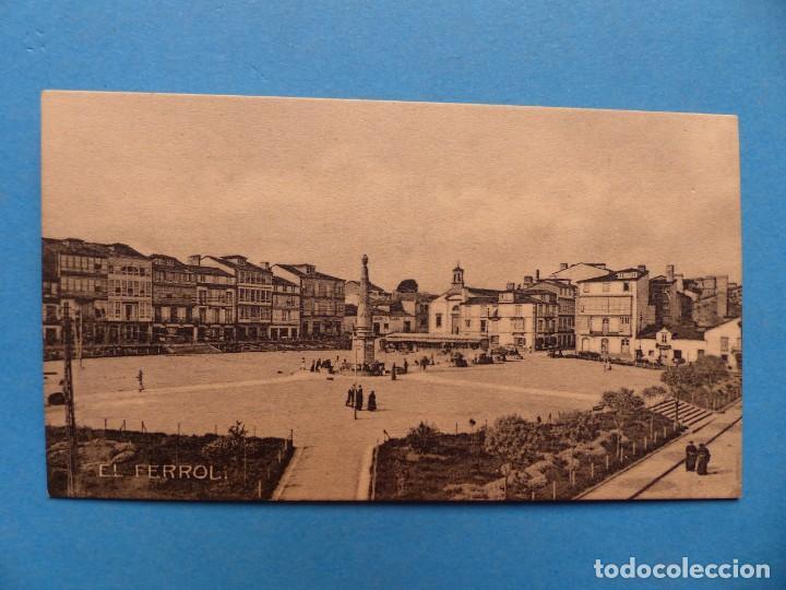 Coleccionismo Cromos antiguos: 15 CROMOS-POSTALES CIUDADES ESPAÑA, AÑOS 1930-40, VER FOTOS ADICIONALES - Foto 9 - 135689079