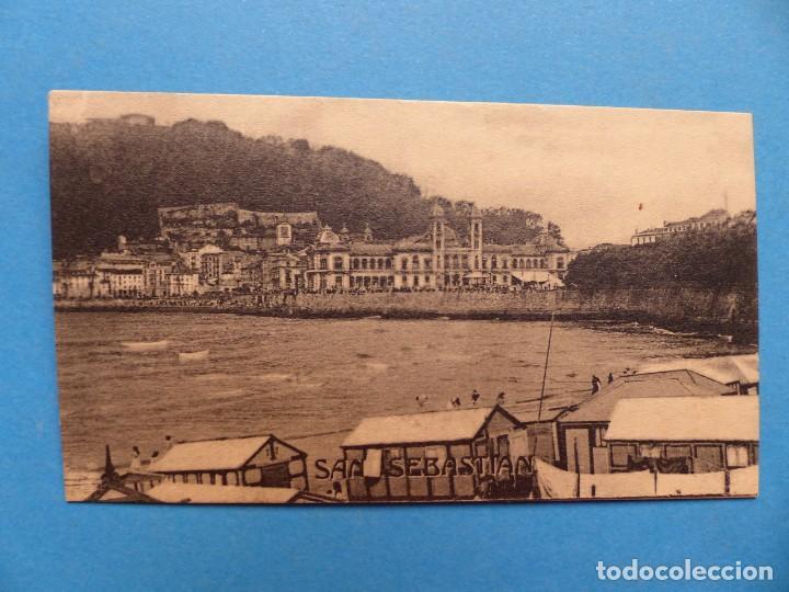 Coleccionismo Cromos antiguos: 15 CROMOS-POSTALES CIUDADES ESPAÑA, AÑOS 1930-40, VER FOTOS ADICIONALES - Foto 10 - 135689079