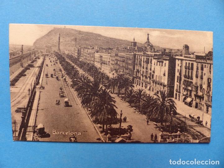 Coleccionismo Cromos antiguos: 15 CROMOS-POSTALES CIUDADES ESPAÑA, AÑOS 1930-40, VER FOTOS ADICIONALES - Foto 11 - 135689079