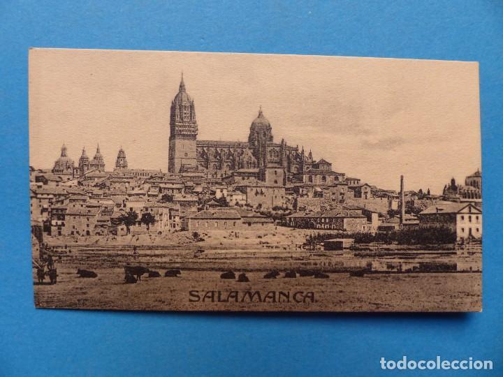 Coleccionismo Cromos antiguos: 15 CROMOS-POSTALES CIUDADES ESPAÑA, AÑOS 1930-40, VER FOTOS ADICIONALES - Foto 12 - 135689079