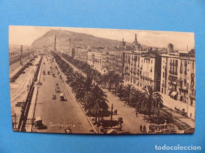 Coleccionismo Cromos antiguos: 15 CROMOS-POSTALES CIUDADES ESPAÑA, AÑOS 1930-40, VER FOTOS ADICIONALES - Foto 15 - 135689079