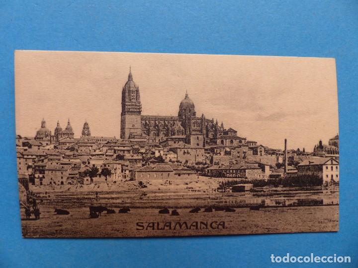 Coleccionismo Cromos antiguos: 15 CROMOS-POSTALES CIUDADES ESPAÑA, AÑOS 1930-40, VER FOTOS ADICIONALES - Foto 16 - 135689079