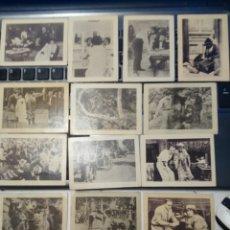 Coleccionismo Cromos antiguos: ANTIGUOS CROMOS DE LA PELICULA EL DIAMANTE CELESTE. Lote 135830430