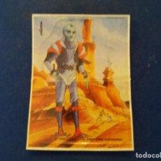 Coleccionismo Cromos antiguos: PANRICO 1986 LUCAS FILM DIFÍCIL CROMO ADHESIVO NUNCA PEGADO STAR WARS EWOKS Y DROIDS. Lote 136098822