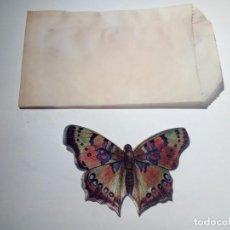 Coleccionismo Cromos antiguos: CROMO PANRICO MARIPOSAS. Lote 136733502