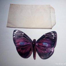 Coleccionismo Cromos antiguos: CROMO PANRICO MARIPOSAS. Lote 136736050